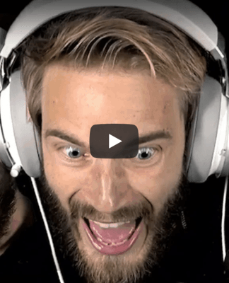 2spooky4u🎃 PewDiePie – YouTube ★ | October 2018