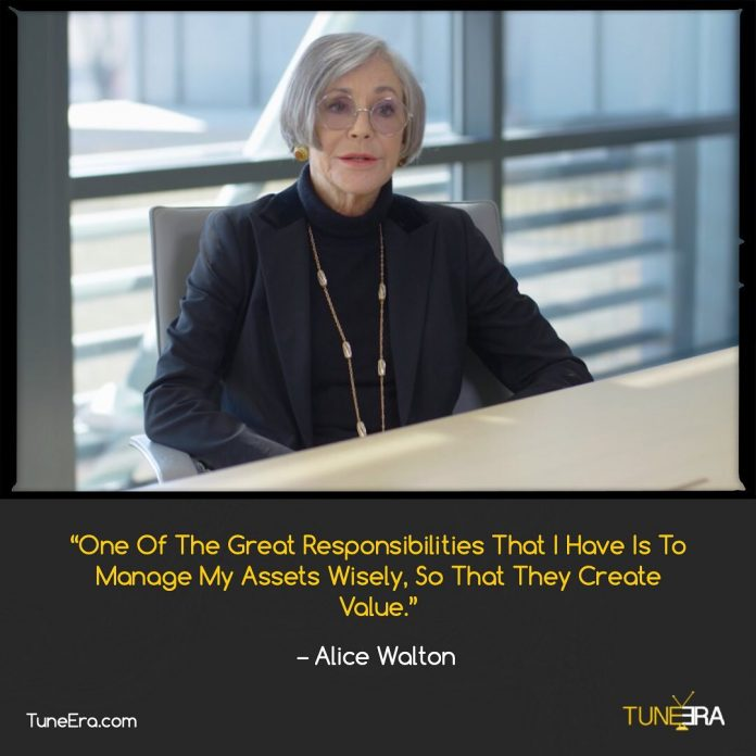 """""""ONE OF THE GREAT RESPONSIBILITIES THAT I HAVE IS TO MANAGE MY ASSETS WISELY, SO..."""