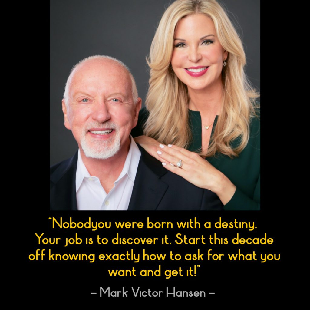 mark-victor-hansen-crystal-dwyer-hansen-how-to-discover-your-destiny-full-interview-Net-Worth-Tune-Era